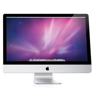 "iMac Aluminum 27"" Quad-Core  2.8 GHz"