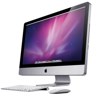 "iMac Aluminum 27"" Quad-Core  3.4 GHz"