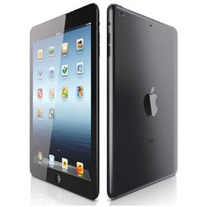 iPad mini black Wi-Fi