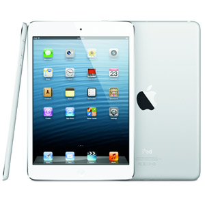 iPad mini white Wi-Fi