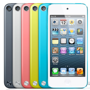 iPod touch 5Gen pink