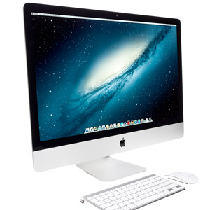 "iMac 27"" Quad-Core  3.4 GHz"