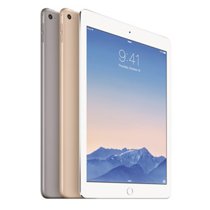 iPad Air 2 (6Gen) silver Wi-Fi