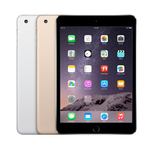 iPad mini 3 (3Gen) gold Wi-Fi + Cellular