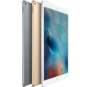 "iPad Pro 12,9"" gold Wi-Fi + Cellular"
