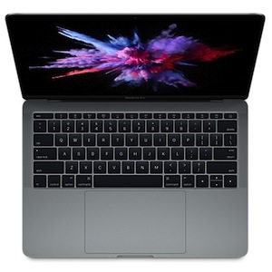 "MacBook Pro 13""  Dual-core 2.0 GHz, Boost a 3.1GHz"