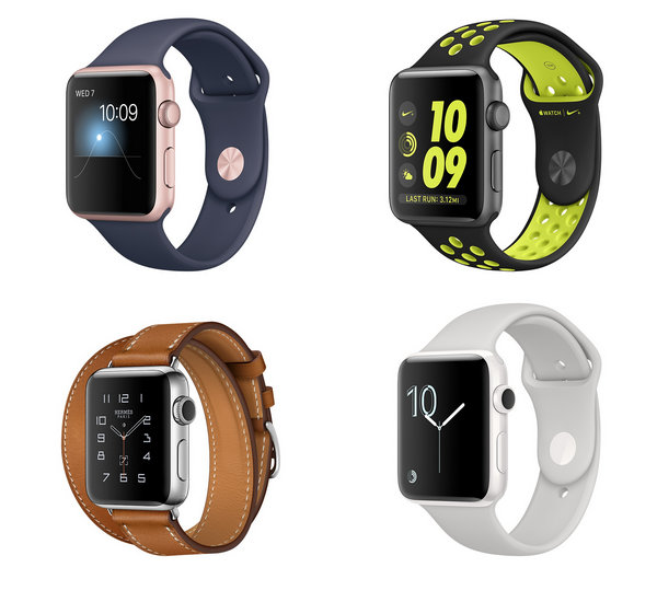 Apple watch serie 2