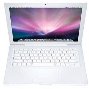 "MacBook 13"" bianco  2.1 GHz"