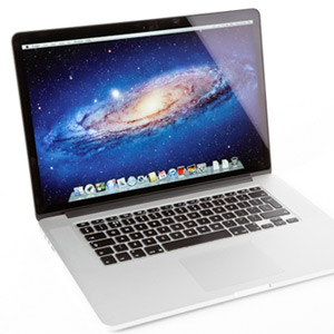"MacBook Pro 15""  Quad-core 2.3 GHz"