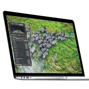 "MacBook Pro 15"" Retina  Quad-core 2.3 GHz"