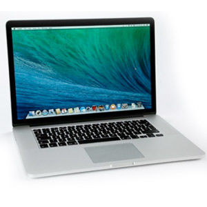 "MacBook Pro 15"" Retina  Quad-core 2.0 GHz"
