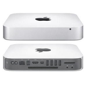 Mac mini  Dual-core 2.5 GHz